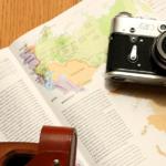 旅行イメージ カメラ